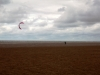 Kite surfing at St Annes North