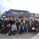 Sea Life beach cleans