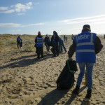 Southport beach clean 2016