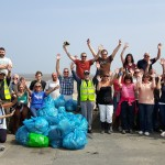 Fleetwood beach clean